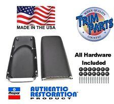 1970 A-Body Duster Demon Dart Twin Dual Hood Scoops Mopar Authentic Restoration