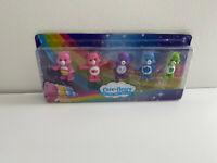 Cloudco Care Bears Collectible Mini Figure Toy Set New