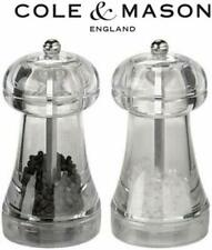New Cole And Mason Salt And Pepper Mill Gift Set Everyday H750080
