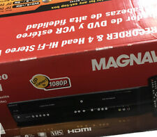 magnavox zv427mg9 dvd recorder/vcr combo