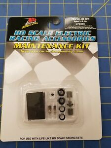 NEW! Life Like 433-9016 HO Scale Electric Racing Accessories Maintenance Kit