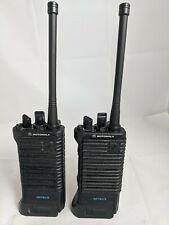 Motorola ASTRO R Saber VHF 136-174 MHz P25 Digital MODAT QTY 2