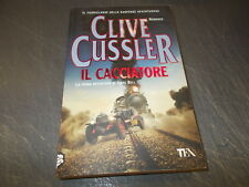CLIVE CUSSLER:IL CACCIATORE.ISAAC BELL.TEADUE 2126 2013 OTTIMALE!!