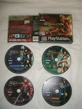 PS1 - THE LEGEND OF DRAGOON - PAL--ITALIANI