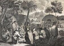 Mariage des Cafres Afrique du Sud Bernard Picart 1729 South Africa