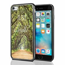 Outdoor Walkway Just Breathe For Iphone 7 Case Cover By Atomic Market
