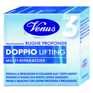 Venus Doppio Lifting Trattamento Rughe Profonde 50 ml