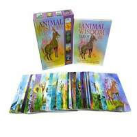 The Animal Wisdom Tarot Deck Cards Collection Box Set Mind Body Spirit Read Book
