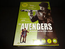 THE AVENGERS 65 COLLECTION Set 1-British Cult Classic-DIANA RIGG, PATRICK MACNEE