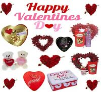 Valentines Day Gift - Heart Chocolates Love Bear Romantic Valentines Selection