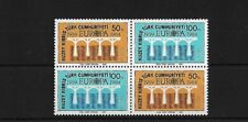 CYPRUS: TURKISH SG148/9, 1984 EUROPA MNH BLOCK