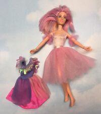 Jem and the Holograms DANSE doll Rainbow Hair vintage Hasbro 1986 1980s