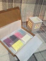 Soy Wax Melts Gift Box Perfume Inspired Zoflora Alien Creed Chanel Lady Million