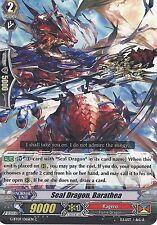 CARDFIGHT VANGUARD CARD: SEAL DRAGON, BARATHEA - G-BT07/065EN C