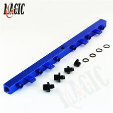 New Fuel Injection Rail Kit For BMW E30 High Qualityc Fuel Rail Blue