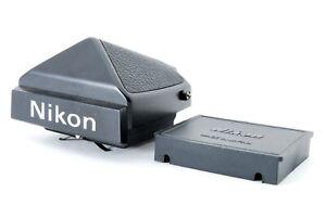 Nikon DE-1 Eye Level Prism Finder BLACK For F2 from JAPAN [Exc++] #851107A