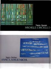 CIRCIELLO Michele, KREIENBUHL Anne E., Tracce-Spuren. Segni-Zeichen
