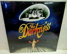 SEALED~DARKNESS~PERMISSION TO LAND~2003 UK ORIG GTFLD w/POSTER~AC/DC MEETS QUEEN
