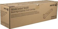 ORIGINAL Xerox 106r01316 WorkCentre 6400 High Capacity Toner Noir Neuf C