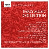 Gabrieli Consort and Players - Early Music Collection: Signum [CD]