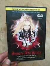 Sinners And Saints:2 Disc Special Edition(UK DVD)Melantha Blackthorne Robomonkey