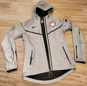 2015 Team USA Nike United States Olympic Podium Medal 3M Jacket small very clean