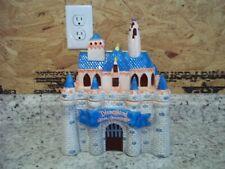 Disneyland 40th Anniversary Sleeping Beauty Castle Cookie Jar With Certificate