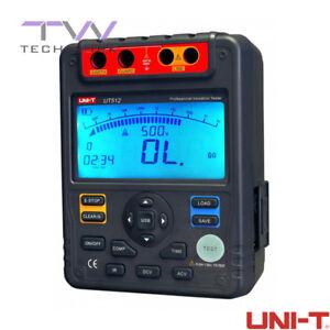 UNI-T UT512 TESTER TENSIONE MULTIMETRO DIGITALE PROFESSIONALE GARANZIA 24 MESI