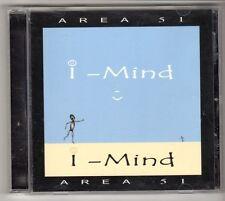(GL842) I-Mind, Area 51 - 2008 CD
