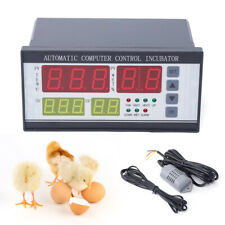 Xm-18 Thermostat Regulator For Egg Incubator Temperature Humidity Controller
