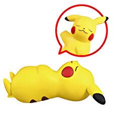 Pokemon Sun & Moon Good Night Ver. Pikachu Gacha Capsule Mini Toy Figure Anime
