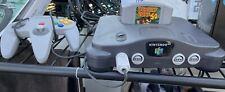 Nintendo 64 Grau Spielekonsole (PAL) Plus Controller Plus Spiel
