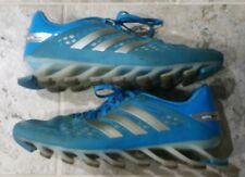 RARE 2013 Adidas SPRINGBLADE RAZOR Shoes Solar Blue/Black M17312 Mens Sz US11.5