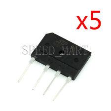 x GBU15M Gleichrichterbrücke 1000V 15A Brückengleichrichter #A2338 3 Stk