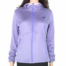 The North Face NEW Purple Womens Size Medium M Agave Full Zip Sweater $130 736