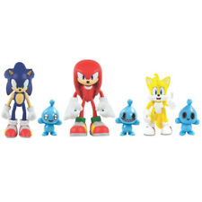 Sonic The Hedgehog 3 Figure Pack - Sonic, Knuckles & Tails with Chao