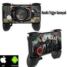 PUBG 3in1 Mobile MV Handle Grip+L1R1 Game Trigger+Fire Button Shooter Controller