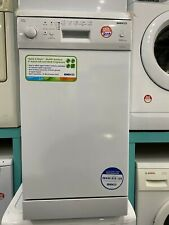 Beko Dishwasher Slimline Freestanding DE2452FW. Brand New