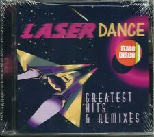 Laserdance ‎– Greatest Hits & Remixes [ 2CD ] ( Sealed / Folia )