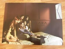 T-ARA - AND&END SUGAR FREE [ORIGINAL POSTER] *NEW* TIARA K-POP