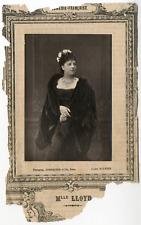 Lemercier, Paris, actrice, Comédie-Française, Marie-Emilie Jolly dite Mademoisel
