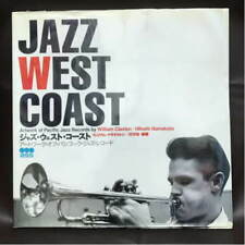 Jazz West Coast Art Work of Pacific Jazz Record book photo William Claxton