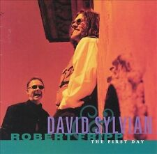 David Sylvian and Robert Fripp : The First Day Virgin Records CD (1993) MINTY