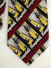 CAMPBELL'S NORTH AMERICAN FOODSERVICE NECKTIE #15389