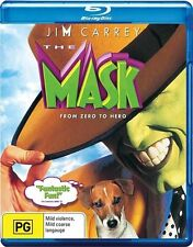 The Mask (Blu-ray, 2009) Sealed