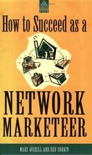 Very Good, How to Succeed as a Network Marketeer, Corkin, Bud, Averill, Mary, Bo