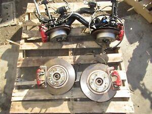 JDM 2002 2005 Honda Civic EP3 Type R Brakes Rotors Spindles EP3