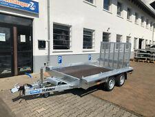 NEU PKW Anhänger Vlemmix Minibagger Baumaschinentransporter 300x150cm 2700-3500