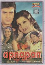 apnapan - jeetendra - Nuevo Bollywood Original Bollywood DVD –