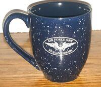Coffee Mug Air Force One Plane Airplane Ronald Reagan Library White Presidential